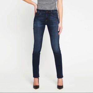 Mavi Kerry Slim Straight Legged Jeans Sz 28